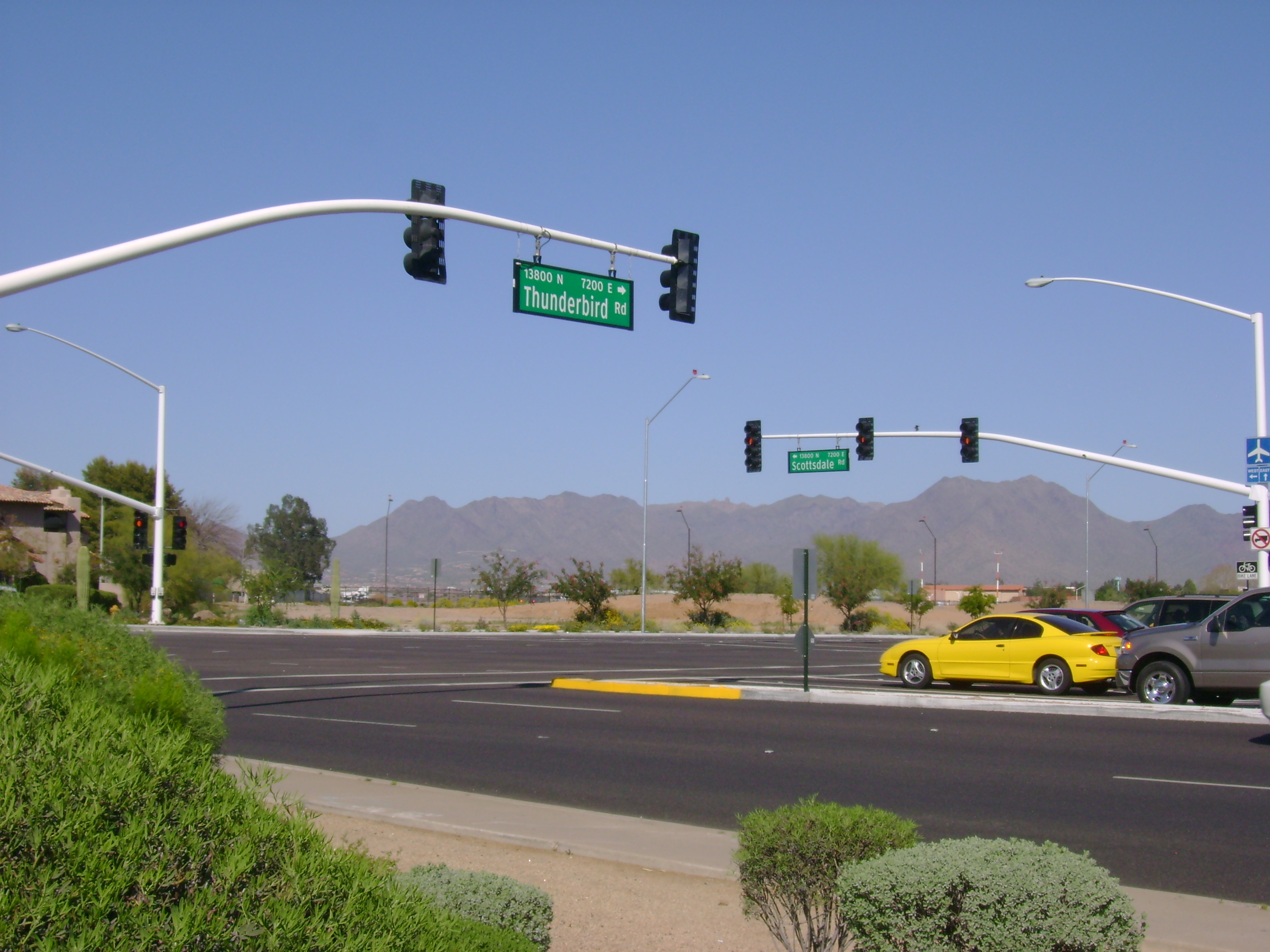 Exceptional Scottsdale Road Improvements, Scottsdale