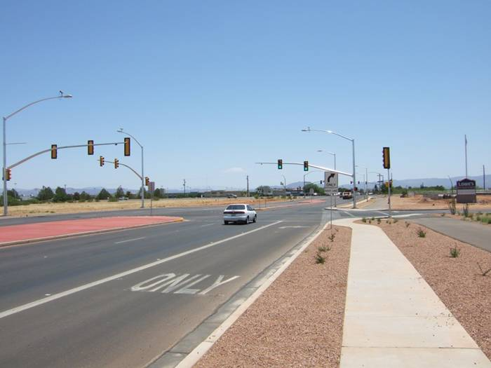Sierra Vista Traffic Signal